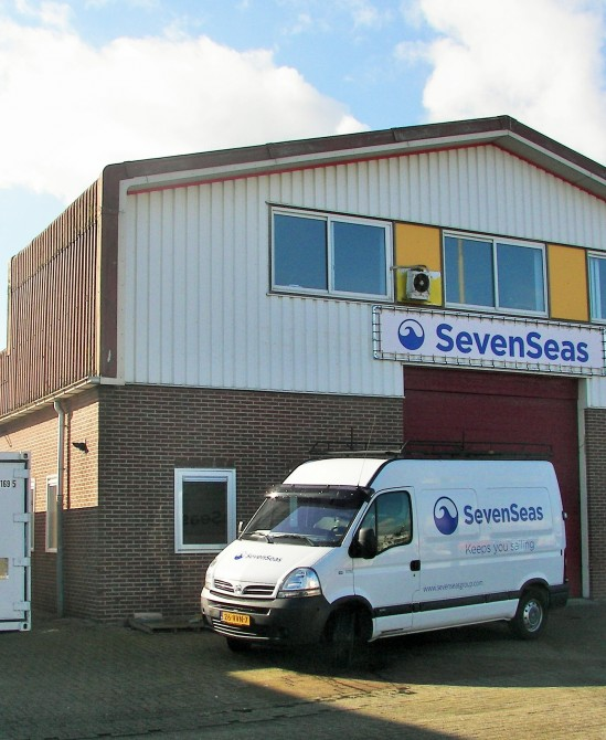 Seven Seas - Seven Seas announces the opening of new branch